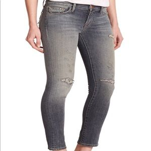J Brand 822 Mid Rise Skinny Leg Jeans- Size 27
